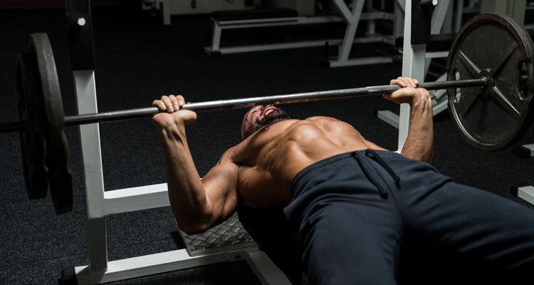 This Training Technique Could Really Increase Your Bench Press
