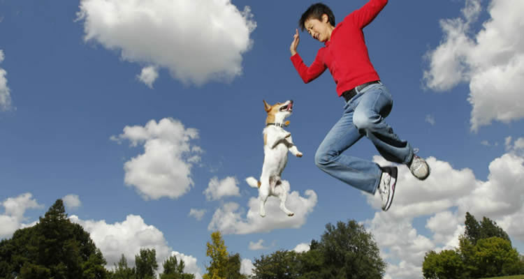 9 Ways a Dog Makes You a Happier Person