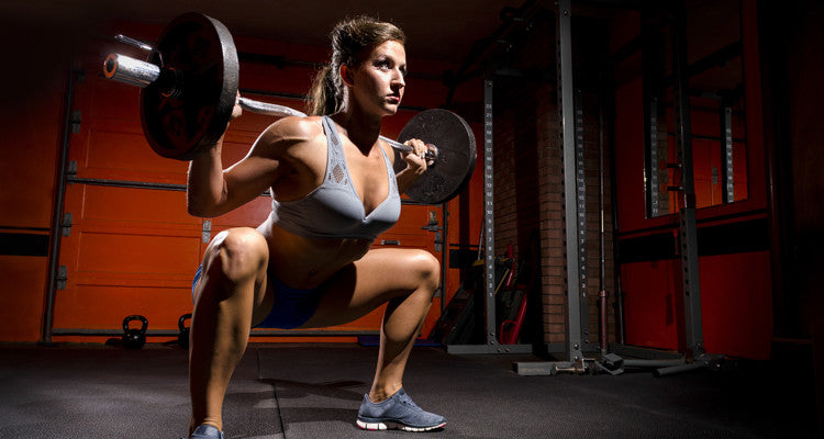 5 Tips to Help Drop Your Squat