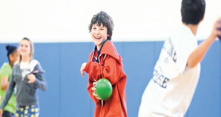 3 Hidden Lessons from Gym Class
