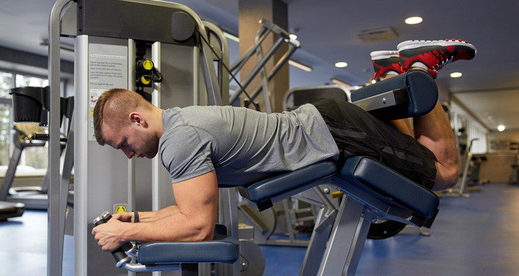 Optimize Your Lifting Power by Prioritizing Hamstring Curls