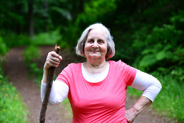 Exercise increases longevity in older women