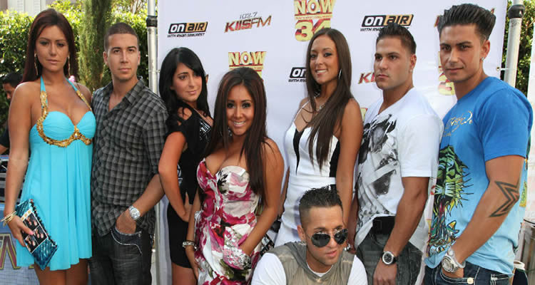 4 Sexy Fit Lessons From The Jersey Shore