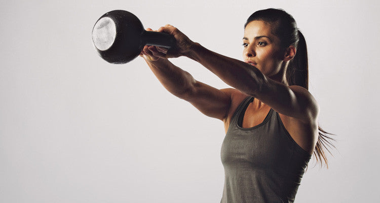 29 Killer Kettlebell Workouts