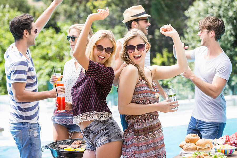 5 Keys To Surviving the Labor Day Party!