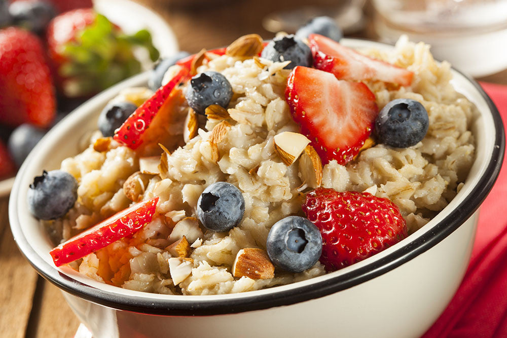 4 Reasons Why OATS Are The Miracle Carb!
