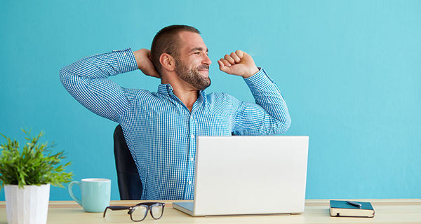 5 Office Stretches to Relieve Stress Today