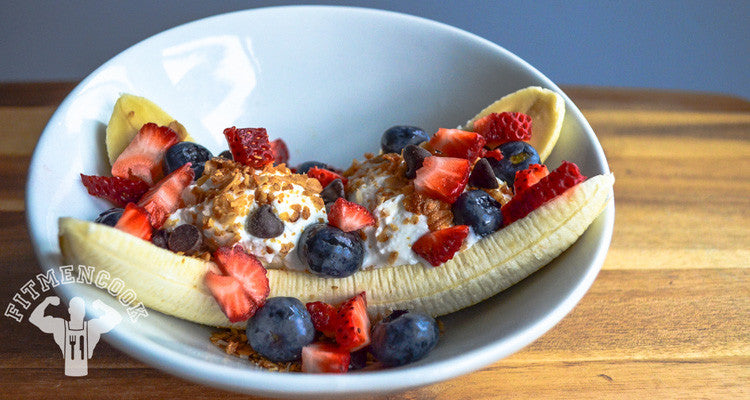 Who Wants a Banana Split for Breakfast? I Do!