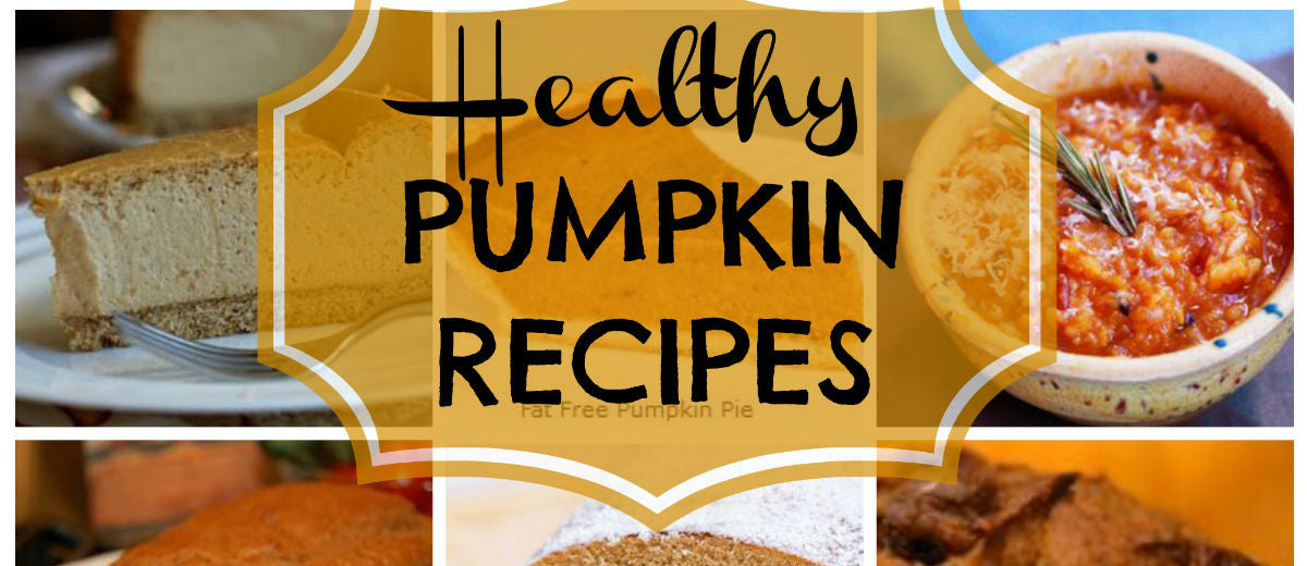 3 Delicious Things to do with Leftover Pumpkin!