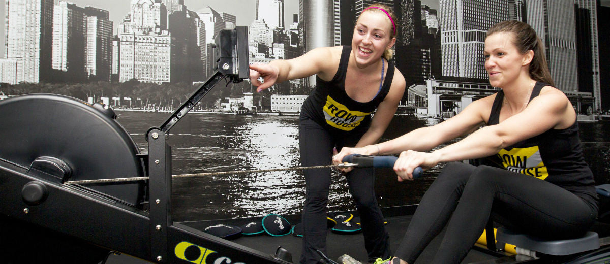 Top 5 Ways to Row Your Way To A Better Body!