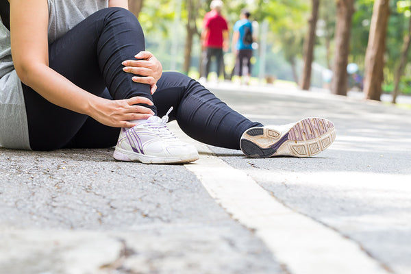 How can excessive running cause Rhabdomyolysis?