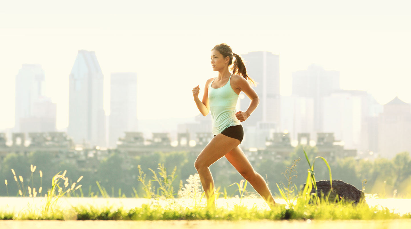 FACT: Run and You'll Live Longer