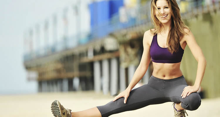 3 Best Sports Bras For... Defying Gravity