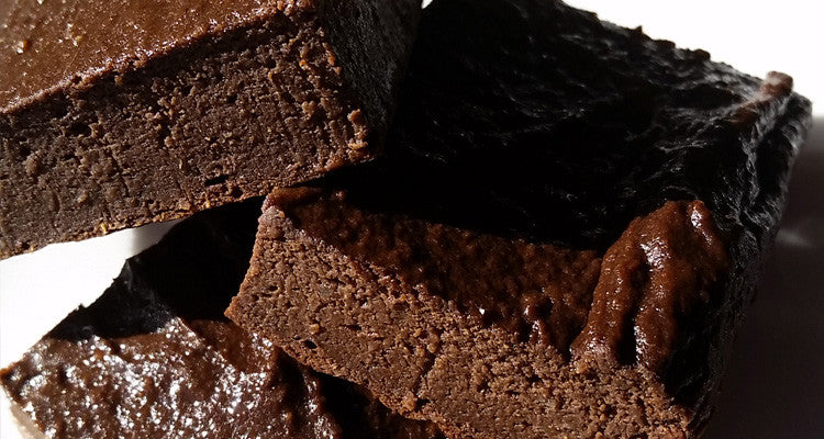 Snackworthy & Fudgy Sweet Potato Protein Brownies