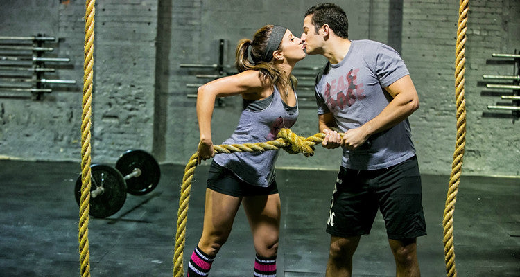 Swolemates: 5 Reasons to Workout Together