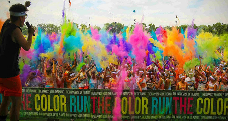 The Happiest 5k Run on the Planet!