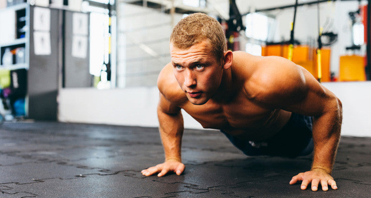 Test Your Strength and Balance with the TRX Spiderman Pushup