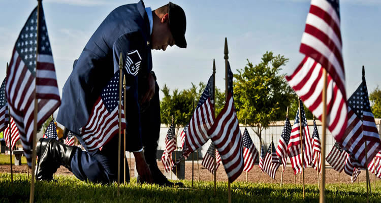 3 Simple Ways To Honor on Veterans Day