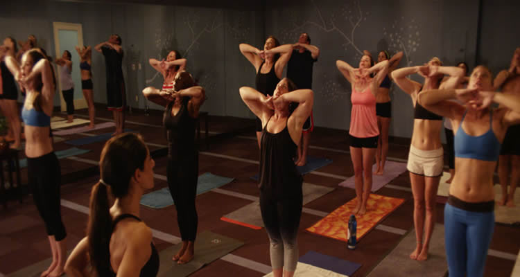Vinyasa Yoga: Bending, Breathing and LOVING IT!