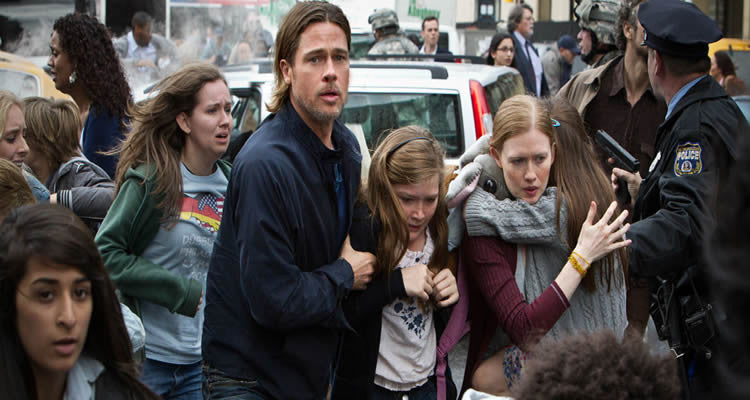 4 Tips for Surviving World War Z!