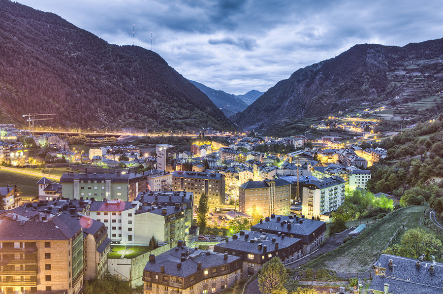 Andorra - Life expectancy is 82.80 years