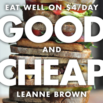 Good-and-cheap Cookbook