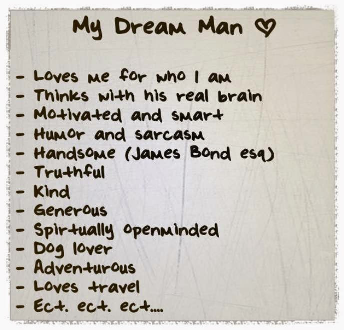 Perfect-man-checklist