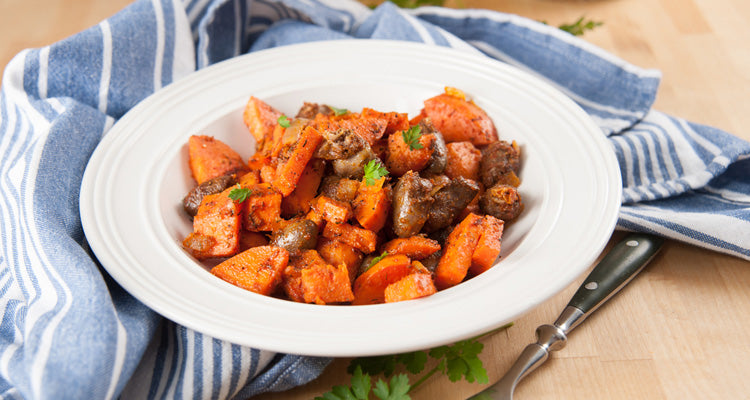 best healthy chicken with sweet potatoes