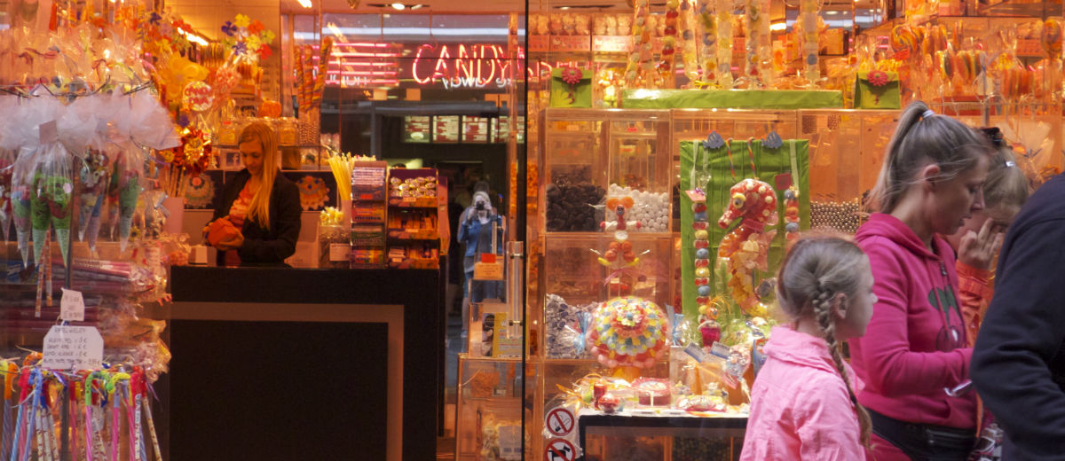 candy shop laina