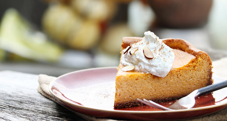 healthy maple pumpkin cheesecake recipe