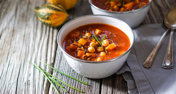 chicken chili healthy pumpkin