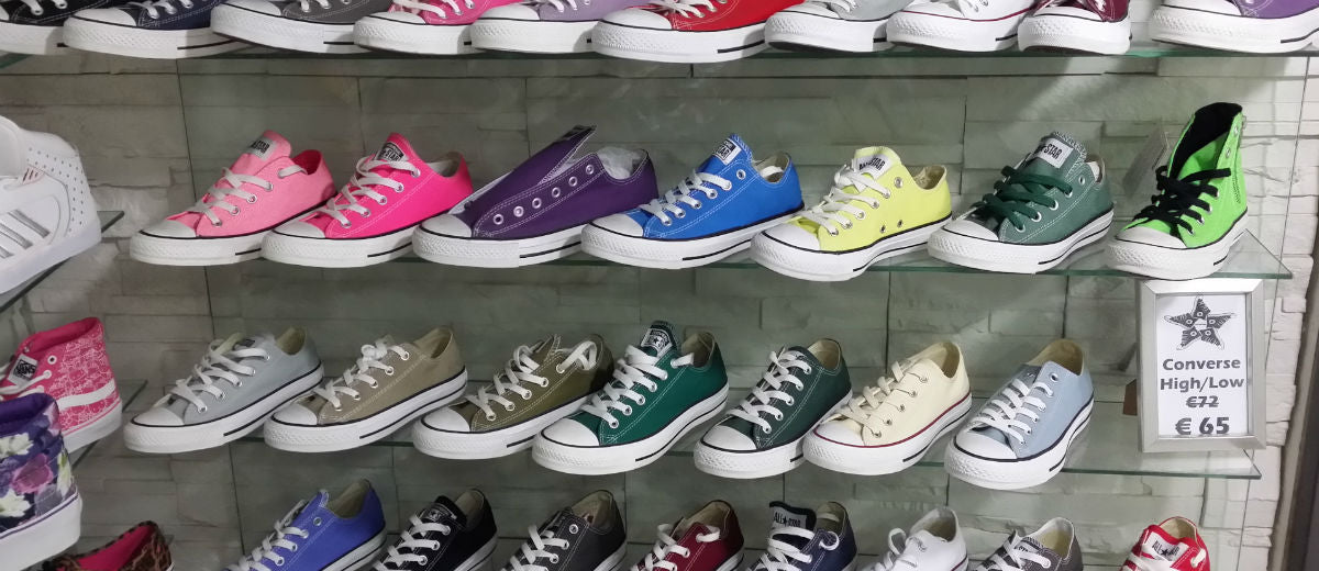 converse assorted