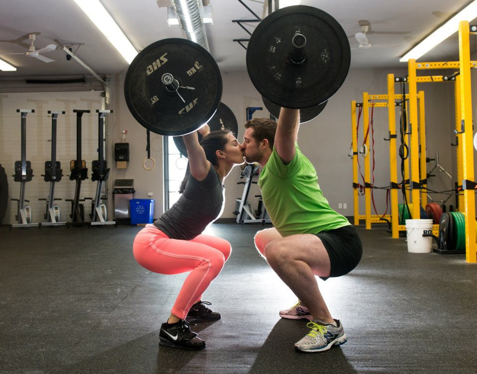 crossfit-couple