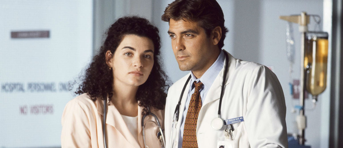 doctor george clooney
