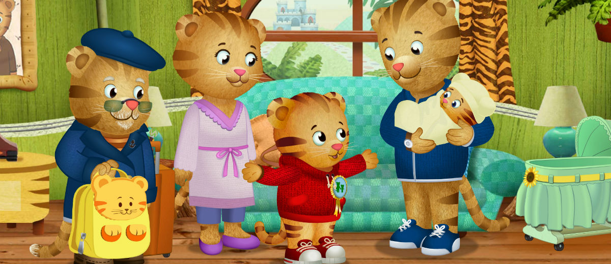 healthy tv daniel tiger's neighborhood