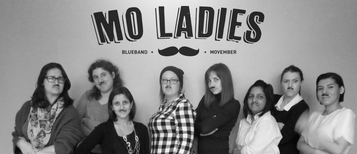 movember ladies