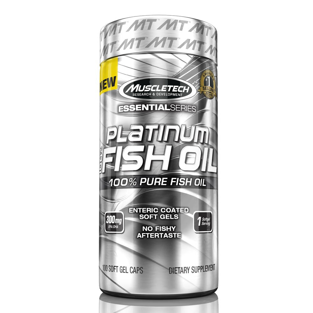 MuscleTech Fish Oils