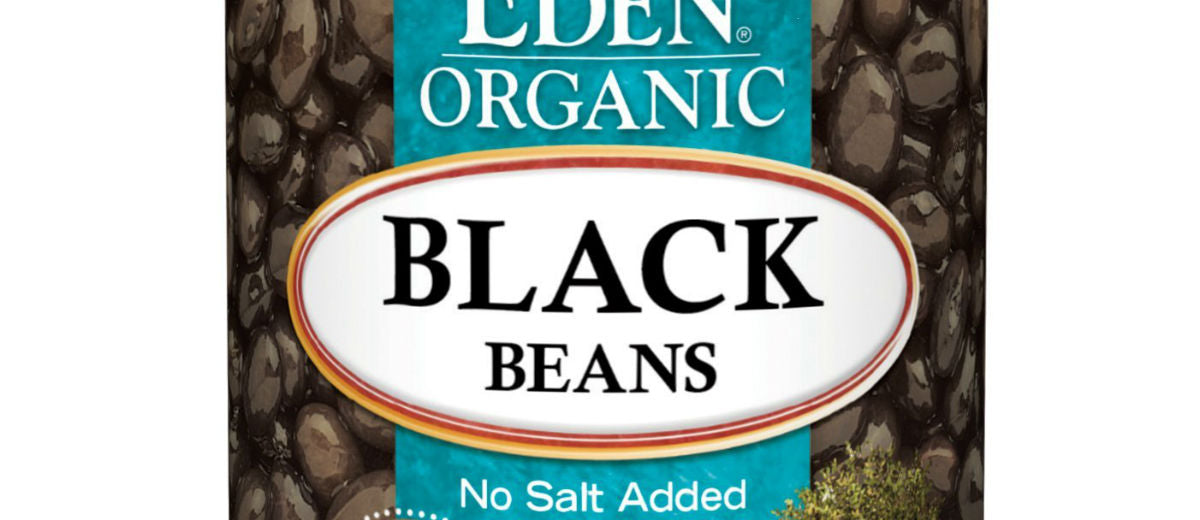 no salt added black beans
