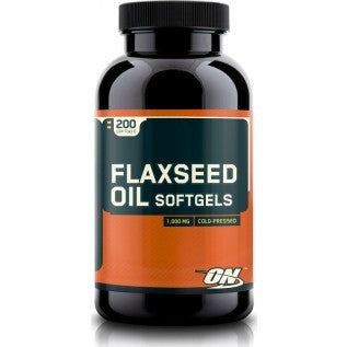 Optimum Nutrition Flaxseed Oil