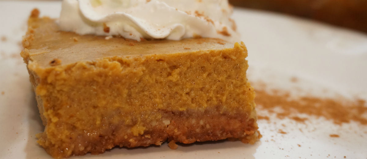 pumpkin healthy bars