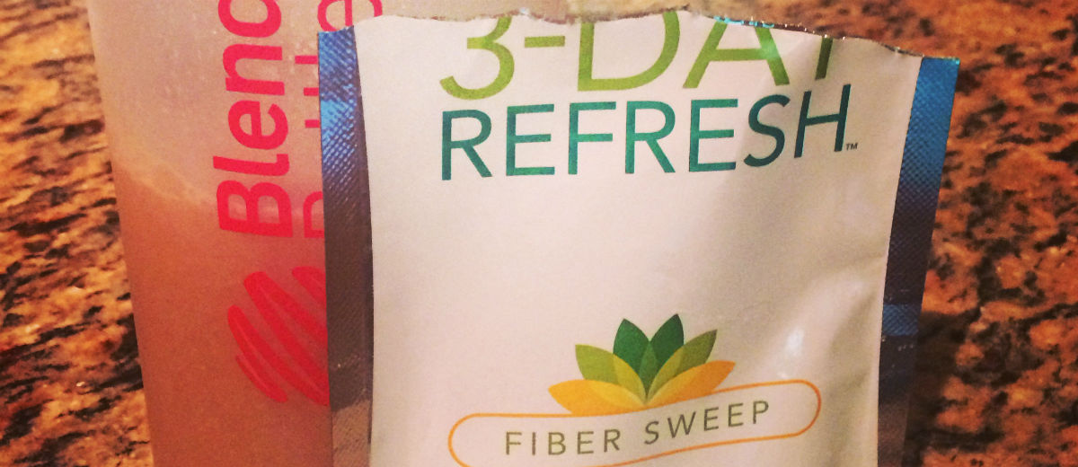 shakeology fiber sweep