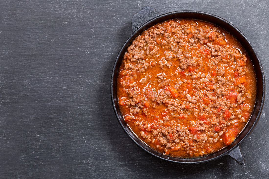 Supercharged Bolognese Sauce