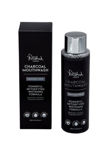 Charcoal Whitening Mouthwash - BB Lingerie