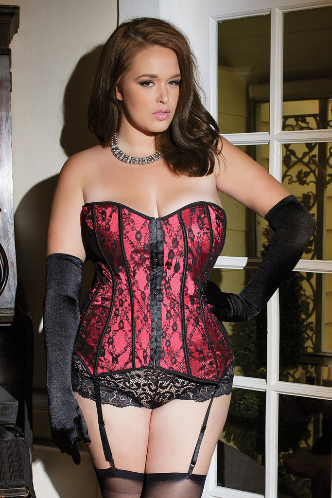 Verity Corset - BB Lingerie