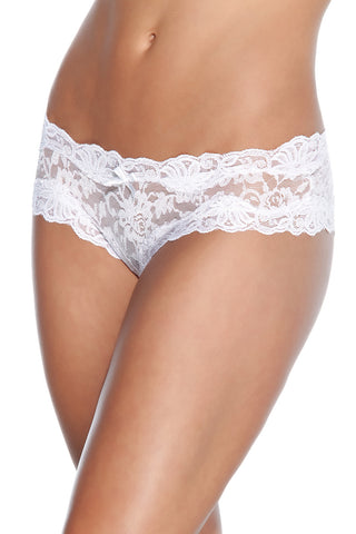 Anne Crotchless Knickers - BB Lingerie