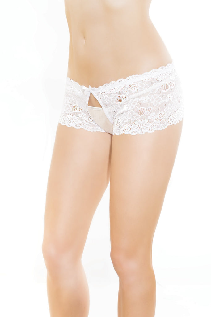 Harmony Crotchless Knickers