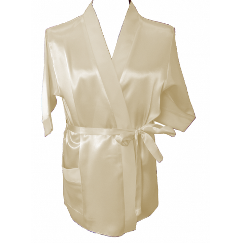 Children's Satin Robe