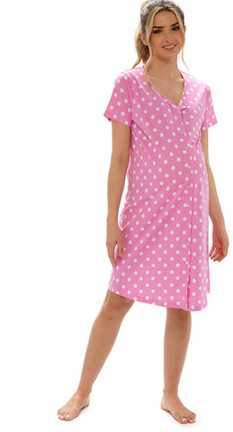 Maternity Breastfeeding Nightdress