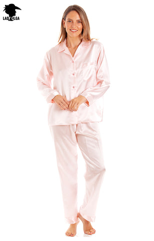 Nelly Satin Pjs