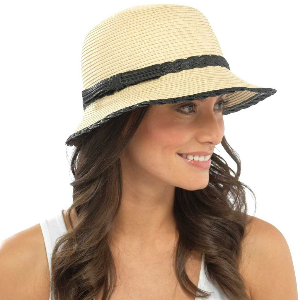 Summer Straw Hat - BB Lingerie